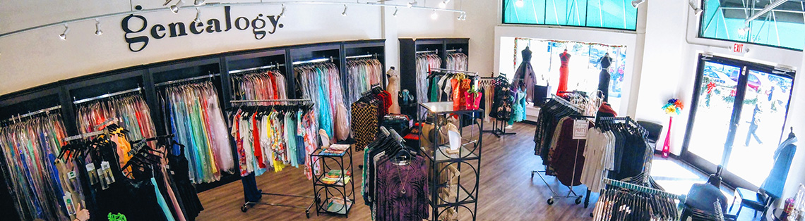 Genealogy Boutique of Raleigh - Prom Dresses and Clothing in ...