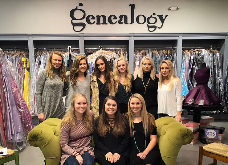 Genealogy Boutique of Savannah - Prom Dresses and Clothing in ...