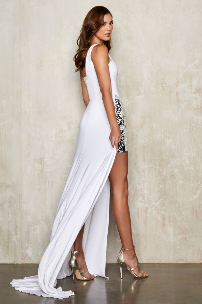 Alisha Hill 80036 One Shoulder picture 1