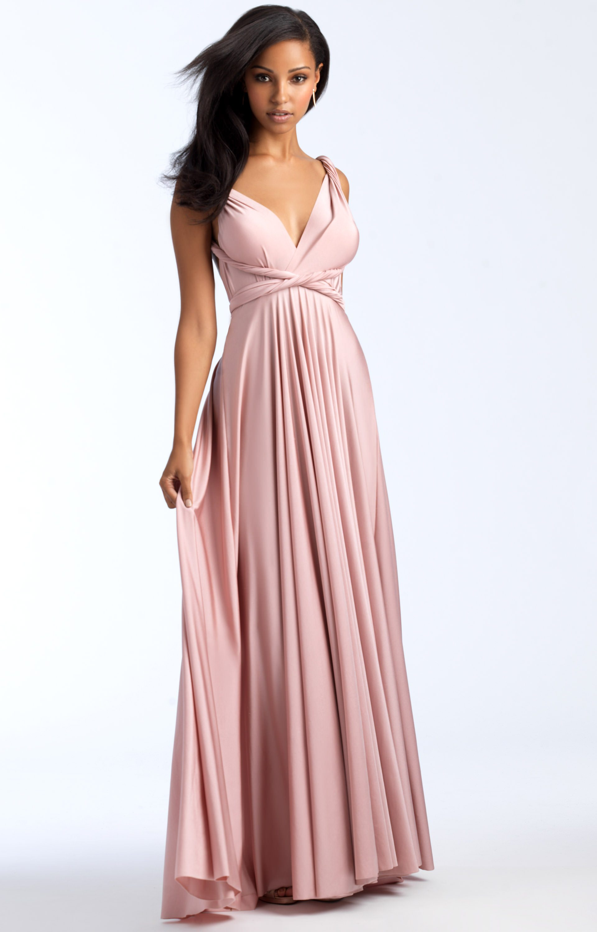 Tea Length Bridesmaid Dresses
