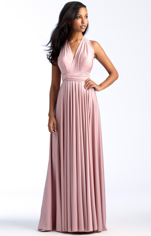 Allure Bridesmaids 1566 Convertible Bridesmaid Dress