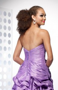 Alyce Paris 6645 Strapless picture 1