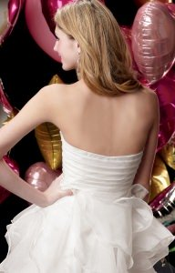 Alyce Paris 3545 Strapless and Sweetheart picture 1