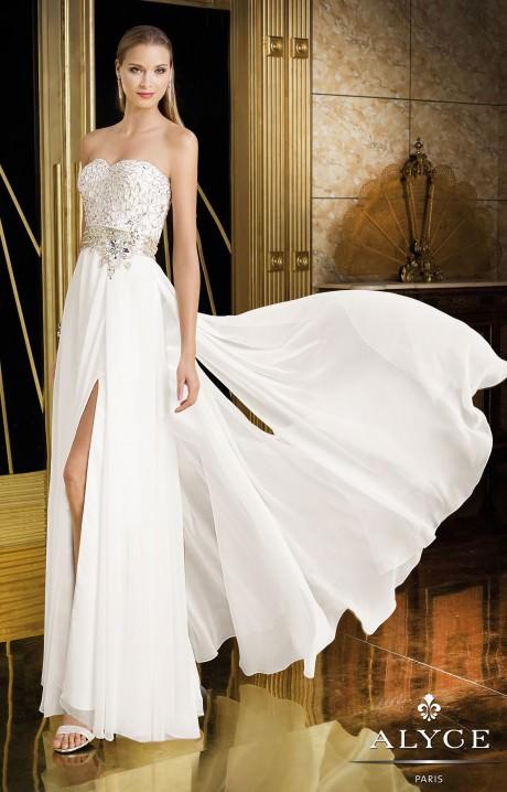 Alyce Paris 6169 Delicate Dazzle Dress Prom Dress