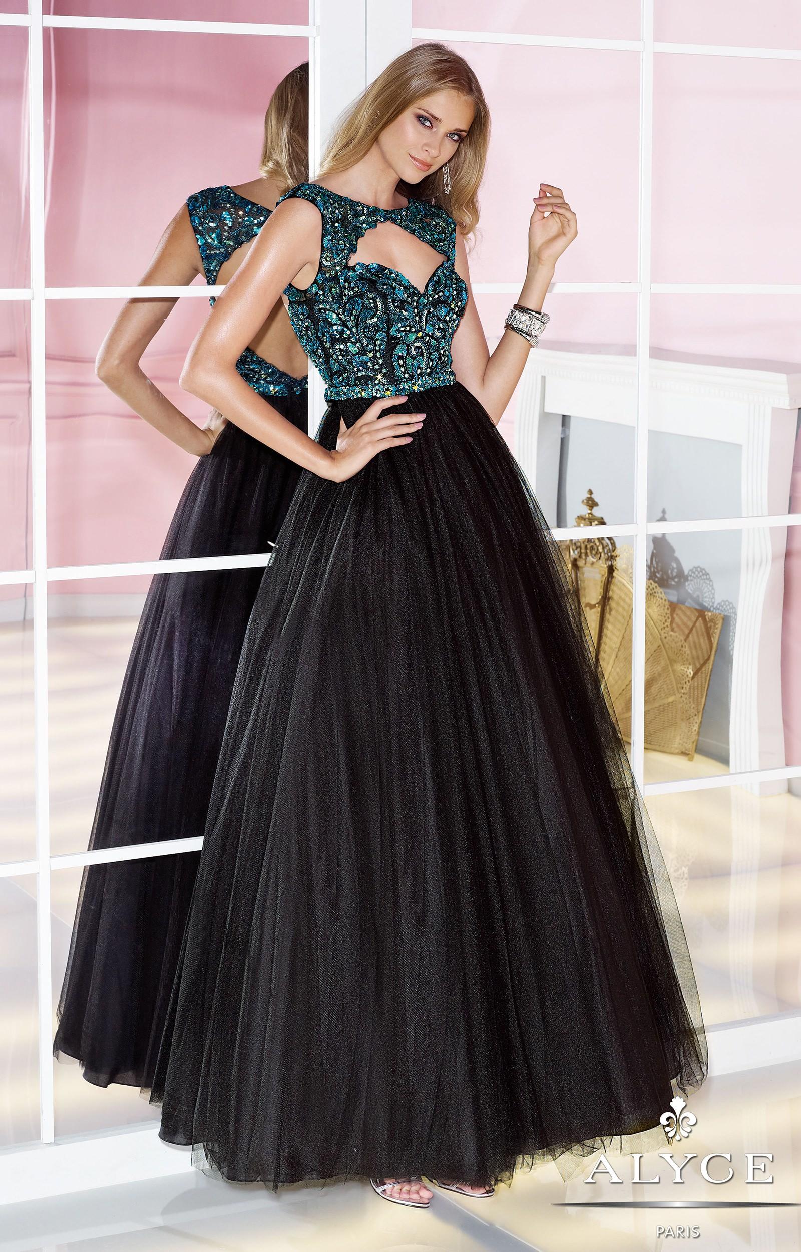 2ba69eb7eab Alyce Paris 6217 - The Bailey Dress Prom Dress