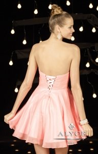 Alyce Paris 3598 Strapless and Sweetheart picture 1