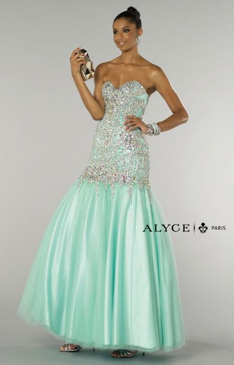 Alyce Paris 6371 Beautiful Diva Dress Prom Dress