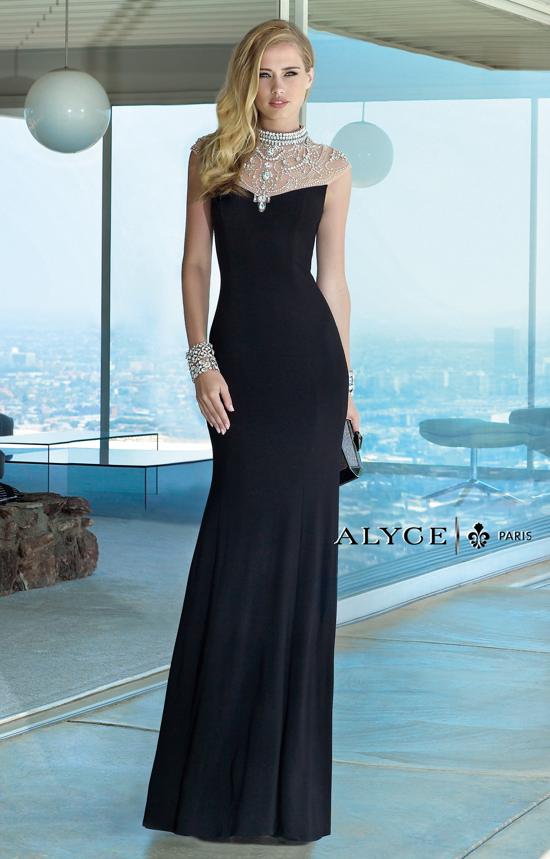 Orange Chiffon Its Fashion Metro Blouses Dark Brown: Ally Gown Prom Dress