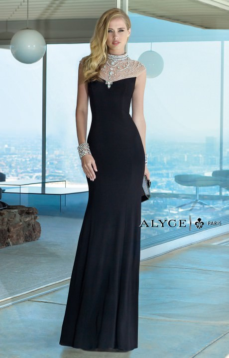 Alyce Paris 6394 Ally Gown Prom Dress