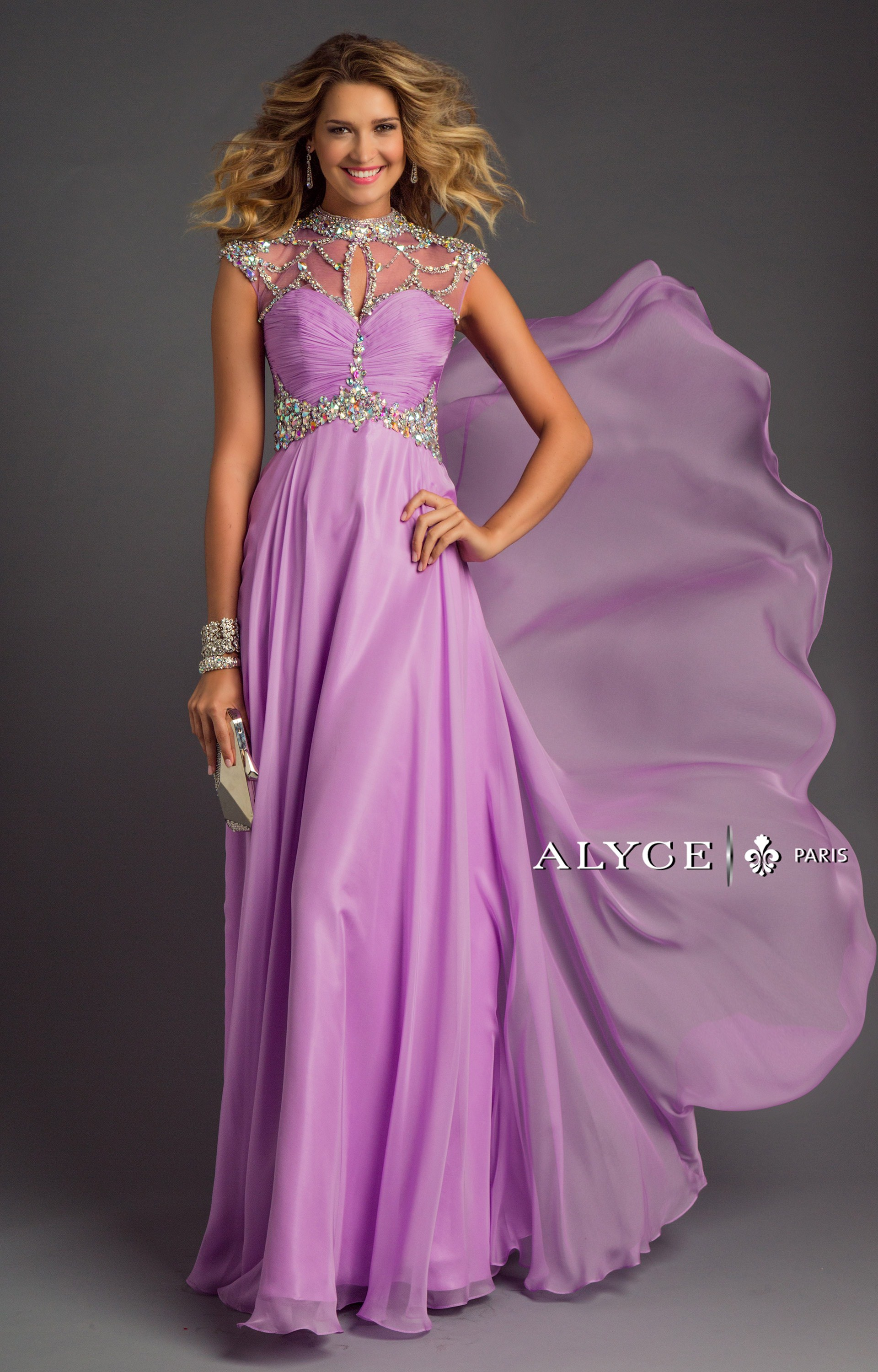 Alyce Paris 6414 Glamorous Goddess Dress Prom Dress