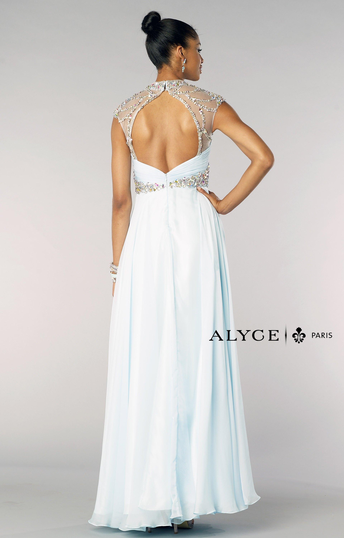 Alyce Paris 6414 - Glamorous Goddess Dress Prom Dress