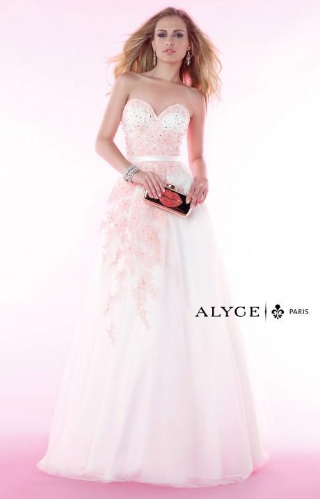 Alyce Paris 6423 The Fairytail Dress Prom Dress