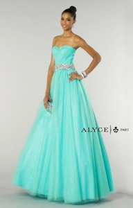 Alyce Paris 6388 Ball Gowns and Plus Size picture 2