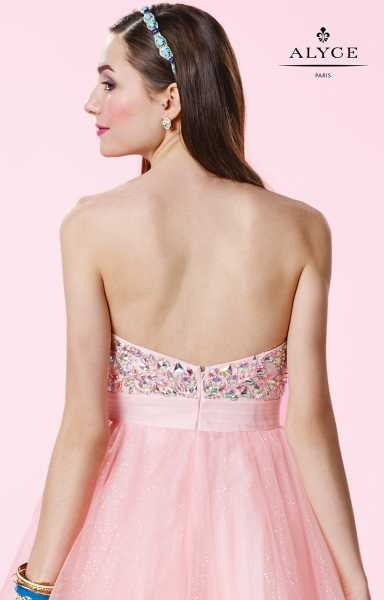Alyce Paris 3640 Strapless and Sweetheart picture 1