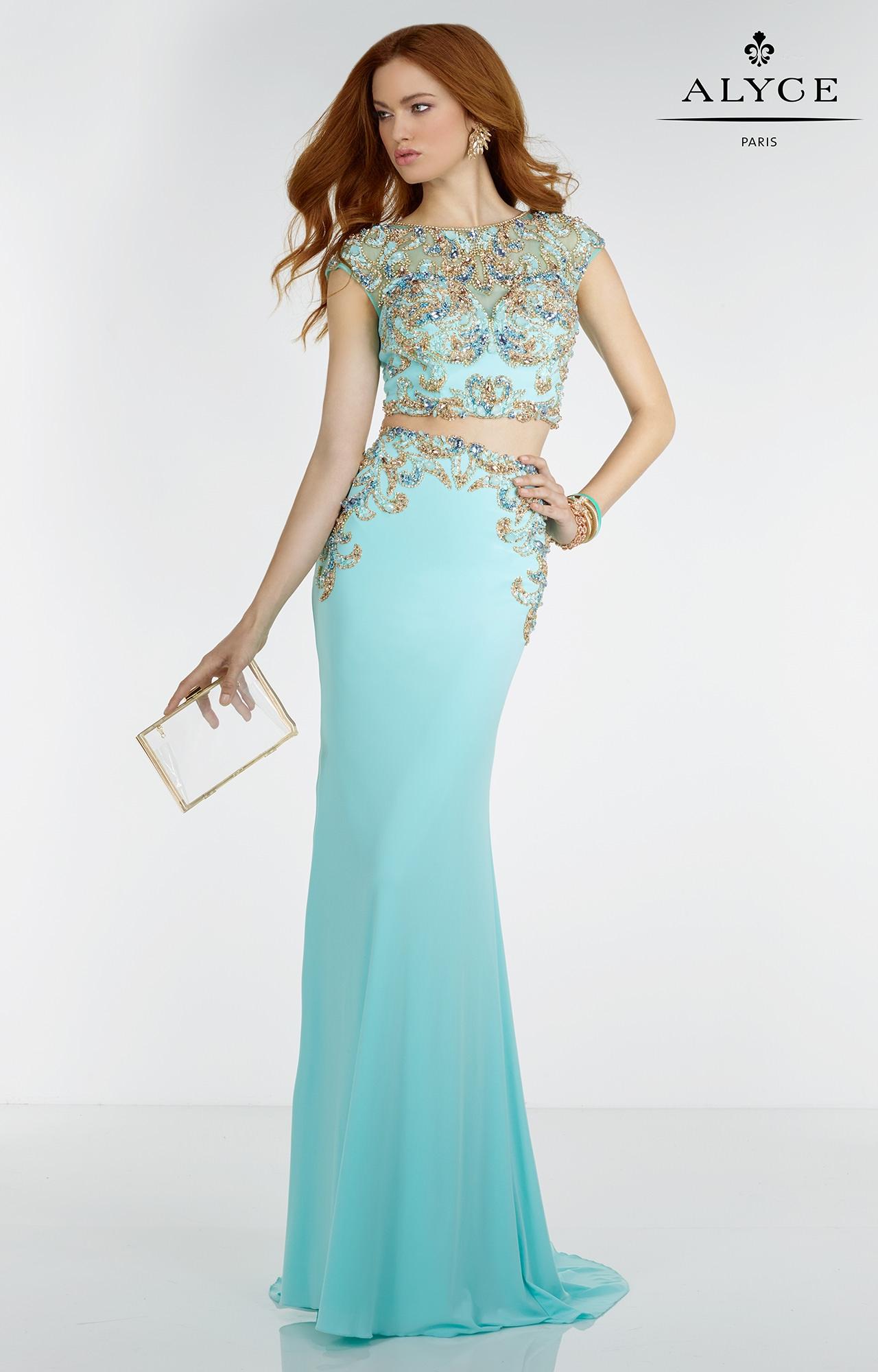 Alyce Paris 6512 - A Night To Remember Dress Prom Dress