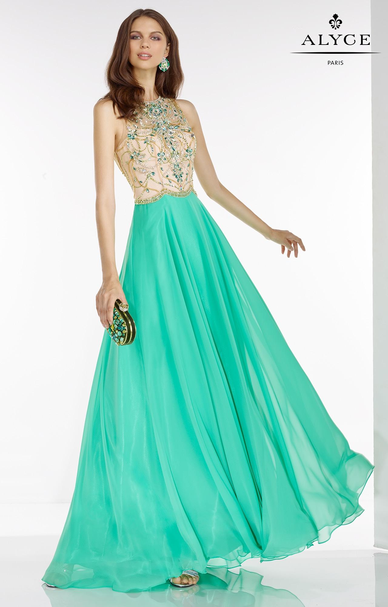 Alyce Paris 6526 - Sweetly Yours Dress Prom Dress