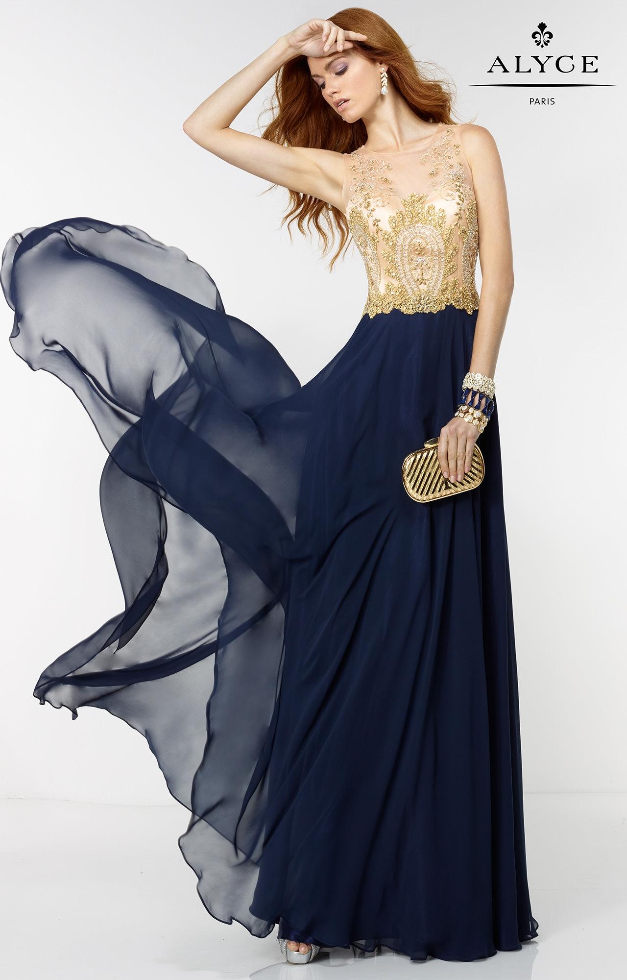 Alyce Paris 6527 Elegance Is Her Name Dress Prom Dress