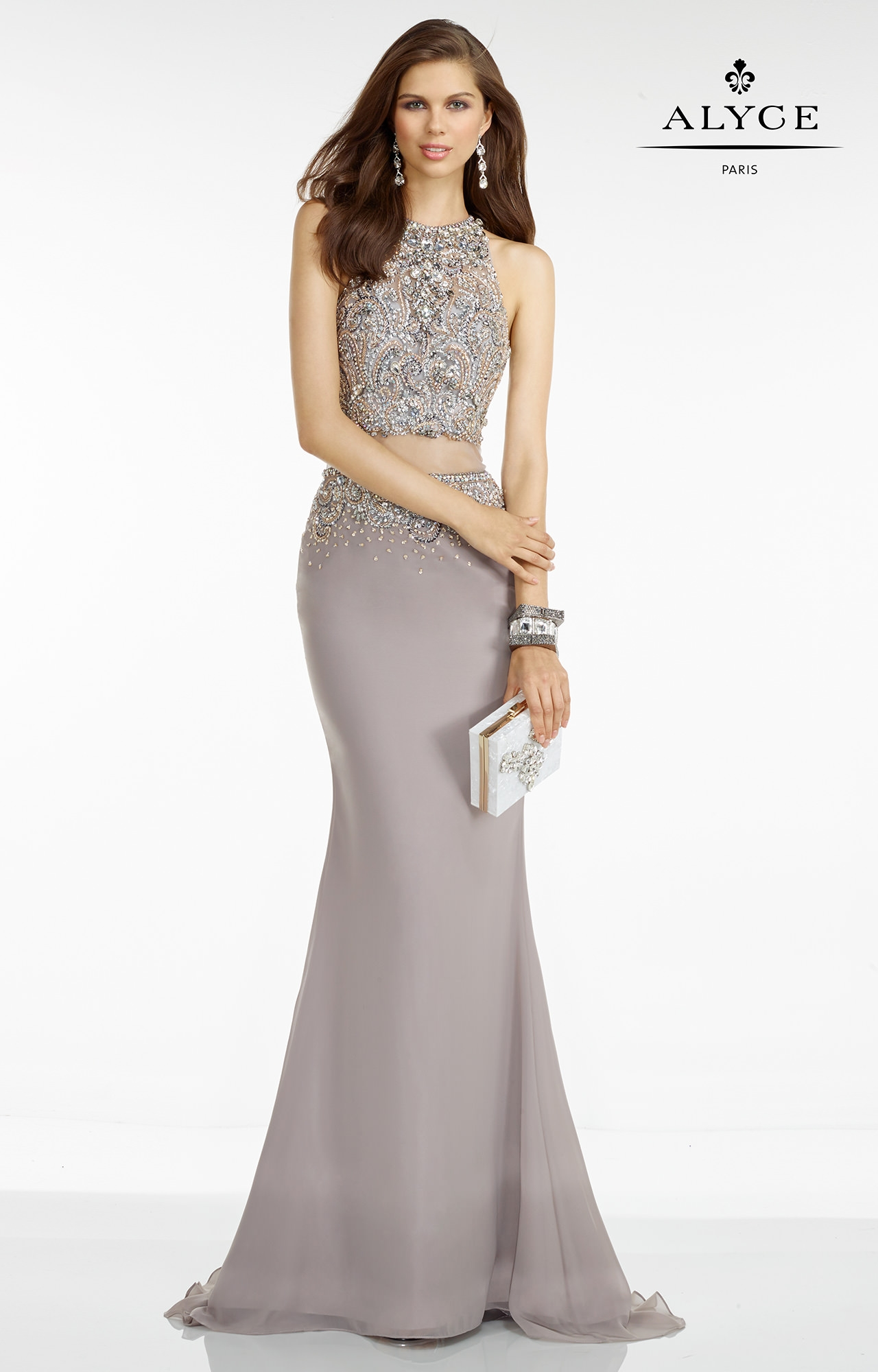 Alyce Paris 6616 - Light Up the Night Dress Prom Dress - photo#46
