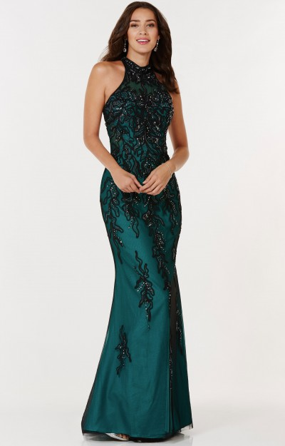 Green Dresses | Prom, Formal, Evening | Lime Mint Emerald