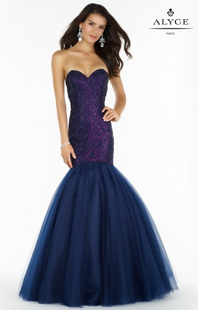 Alyce Design Prom Dresses 2018 38