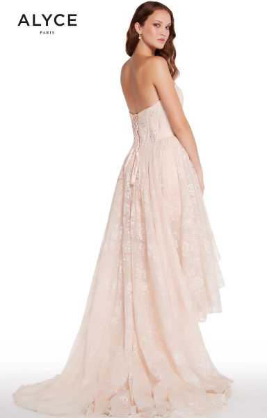 Alyce Paris 60085 Strapless and Sweetheart picture 1