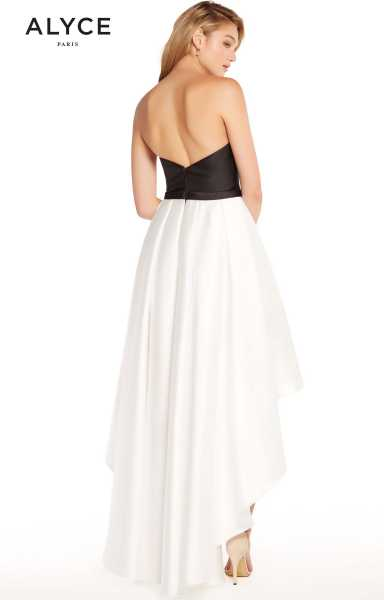 Alyce Paris 60102 Strapless and Sweetheart picture 1