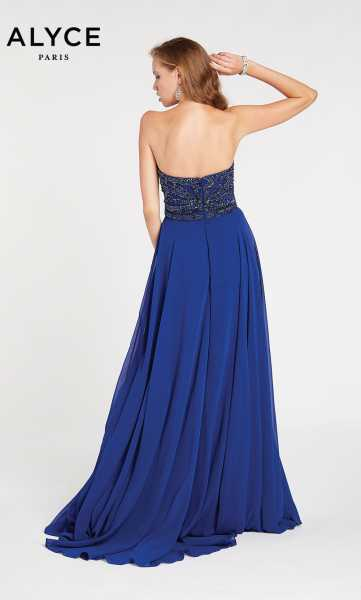 Alyce Paris 60350 Strapless picture 1