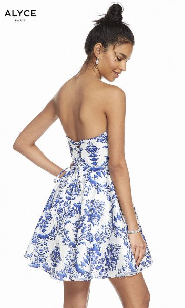 Alyce Paris 3905 Strapless picture 1
