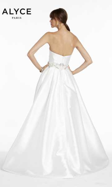 Alyce Paris 5051 Strapless picture 1