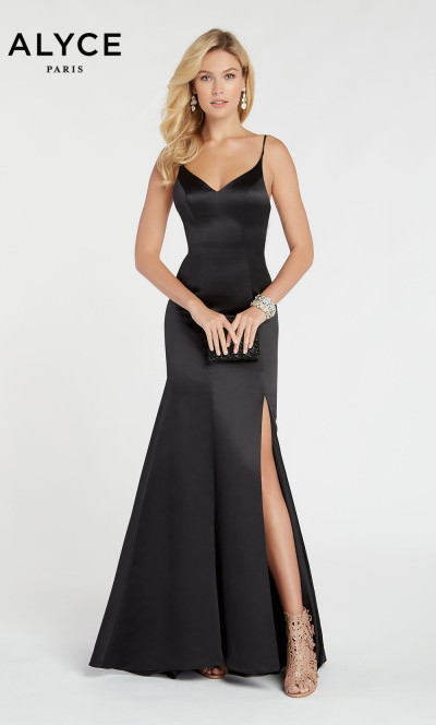 db7e23c4882 Formal High Slit Dress | Sexy Prom Dresses With Slits