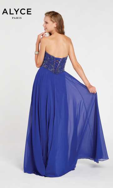 Alyce Paris 60352 Strapless picture 1