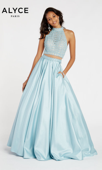 f1b69a1a50e8d Alyce Paris 60367 · Alyce Paris 60367. Two-Piece Halter Ball Gown $598.00  $288.00