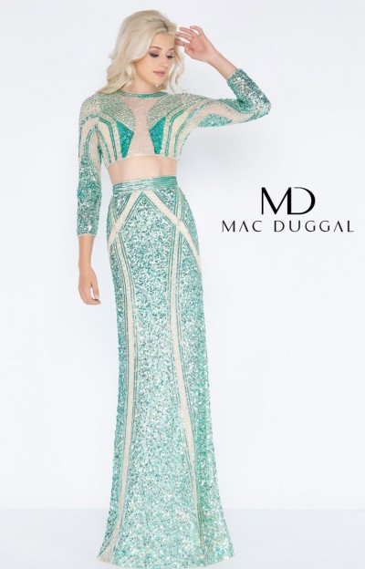 Green Prom Dresses | Formal, Evening | Lime Mint Emerald | Page 3