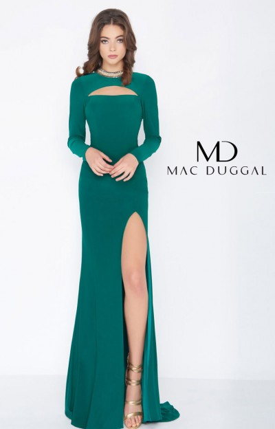 Simple Dresses | Plain Prom Dresses and Formal Gowns