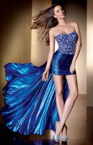 Claudine 2138 Strapless picture 1