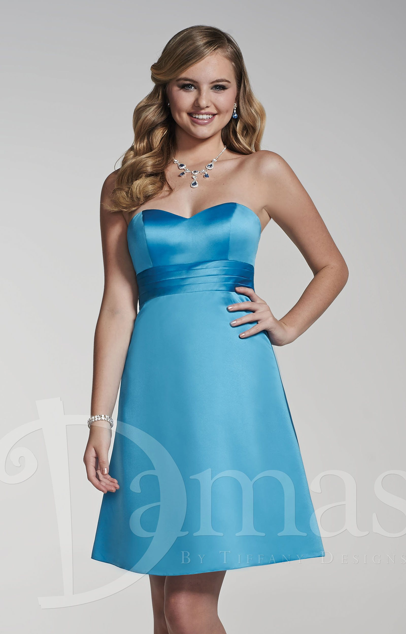 Damas 52313 - The Perfect Bridesmaid Prom Dress