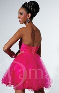 Damas 52324 Strapless picture 1