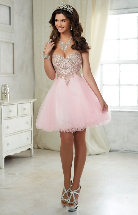 Damas 52403 Short Dress