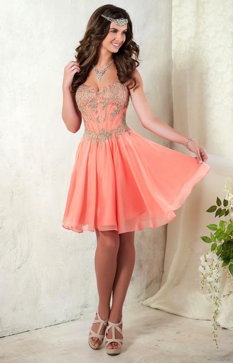 Short Black Formal Dresses