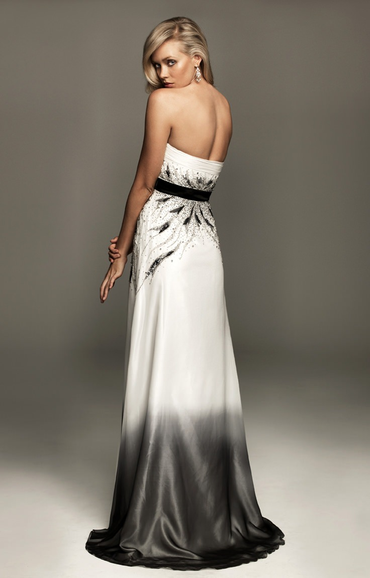Evenings By Allure A403 Formal Evening Prom Dress