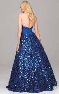 Evenings by Allure A501 Ball Gowns picture 2