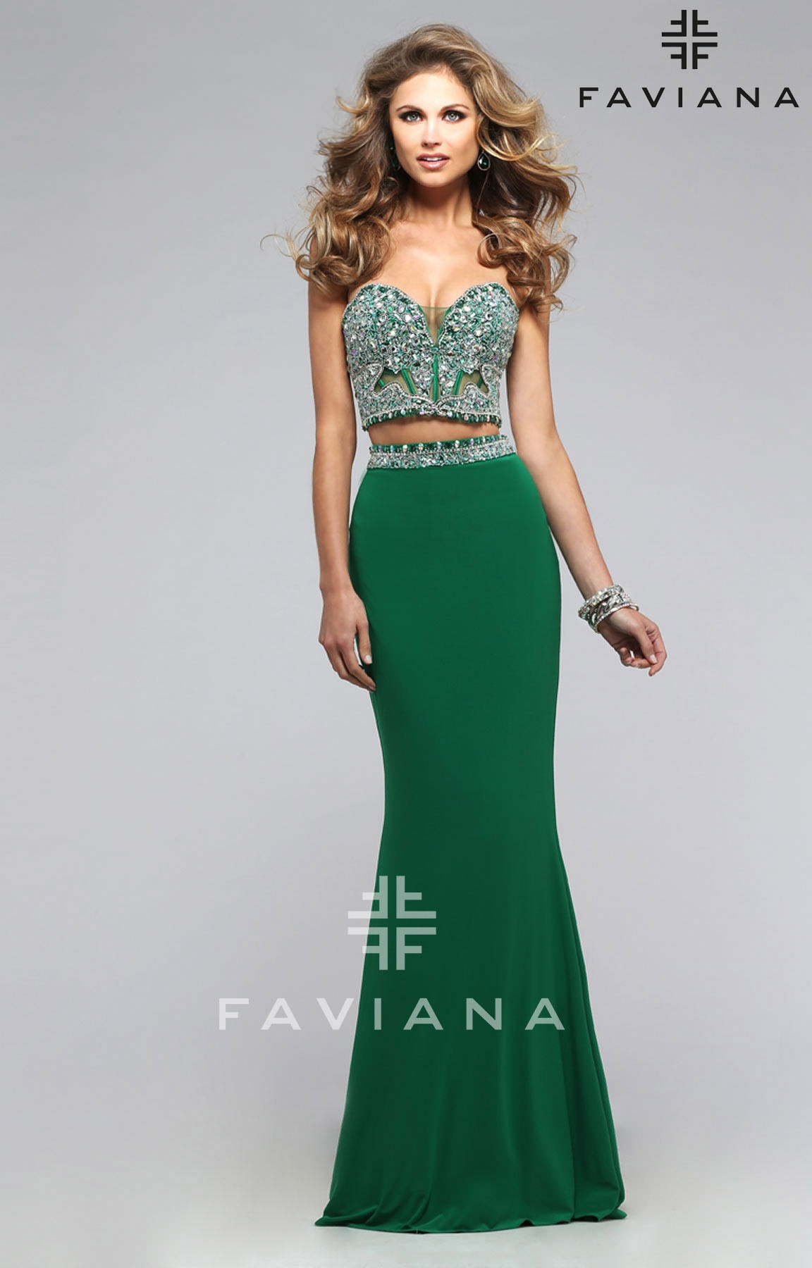 f3c01b77b3e Faviana S7524 - Pretty Woman Dress Prom Dress