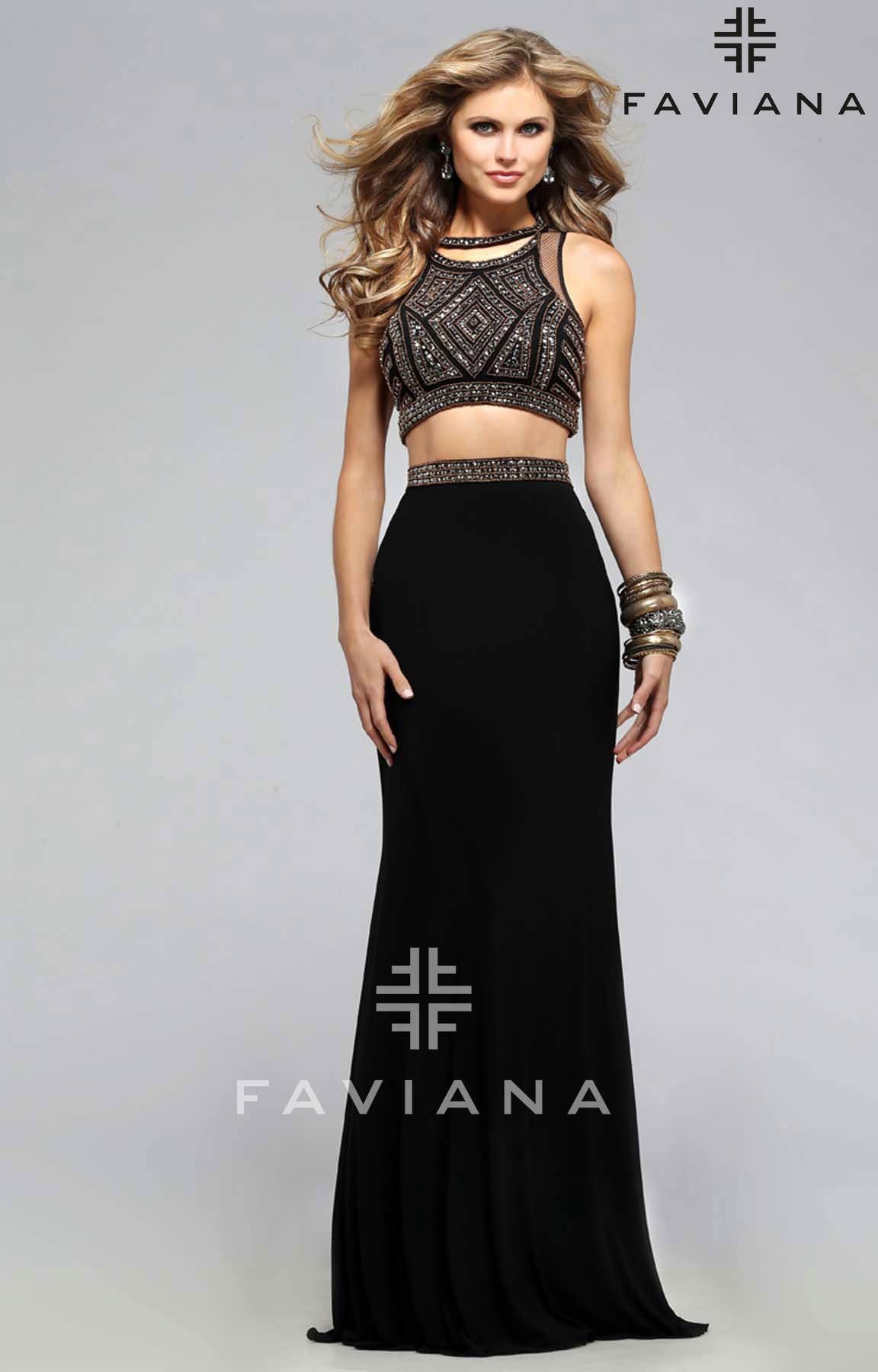 faviana s7706 cleopatra dress