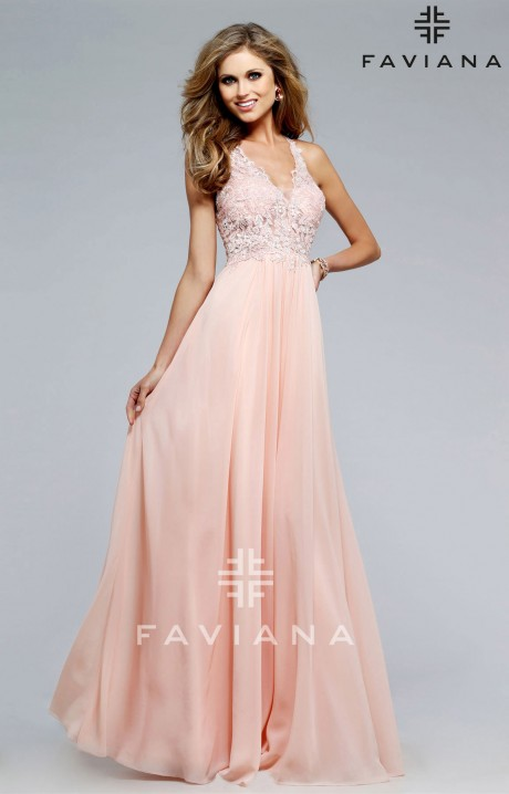Faviana S7712 Wildest Dreams Dress Prom Dress