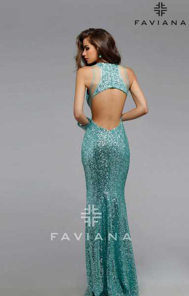 Faviana 7331 Long picture 3
