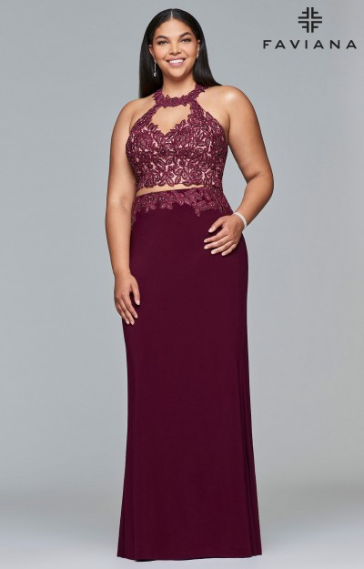 Plus Size Prom Dresses | All Colors