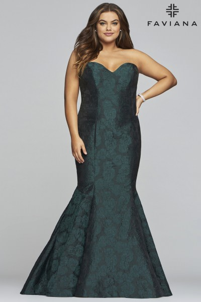 Plus Size Prom Dresses Formal Cocktail Or Party