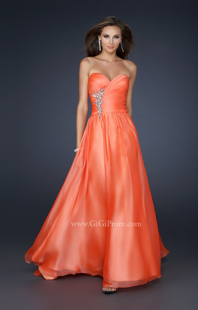 Gigi 17558 Wrapped Up In You Prom Dress