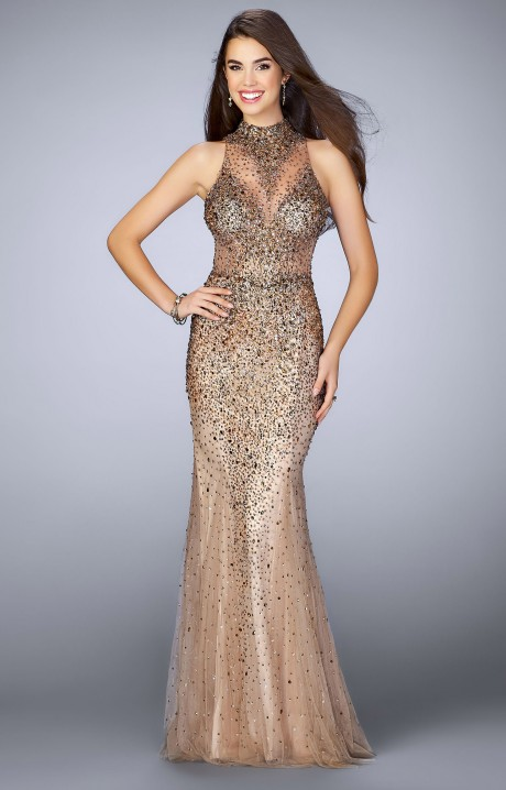 Gigi 23911 The Sparkly Gigi Dress Prom Dress