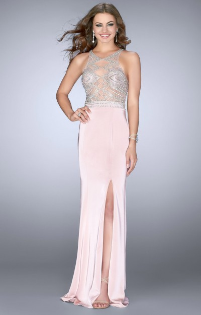 Pink Prom Dresses Sexy Formal Homecoming Plus Size Page 15